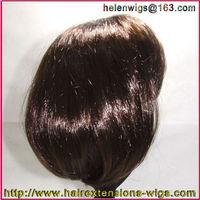 Fashion Bob Style Ladies Short Straight party wigs Fancy Dress Wig medium brown lot