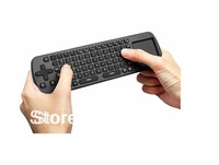 RC 12  2.4GHz  Wireless Keyboard Remote,Touchpad, for Android TV Box, HTPC, Free Shipping