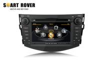 S100 Car DVD GPS Navi System For Toyota RAV4 2006-2012 Audio Video RDS Radio Bluetooth TV iPod 3G WiFi Steering Wheel Control