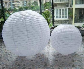 "Chinese round paper lantern wedding lantern festival decoration  alibaba wholesale Free shipping 20cm(8"") 15pcs/ lot"