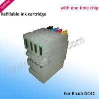 GC41 with chip Refillable Ink Cartridge For Ricoh SG2100 SG2100N SG2010L SG3100 SG3100SNW SG3110DNW SG3110DN SG3110SFNW