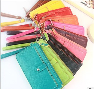 women wallet handbag free shipping fashion hot sale high quality PU 4colors 2013 new wholesale retail holiday gift