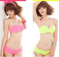 CU110#  Massage bar one-Piece seamless bra push Up brassiere sexy bra set underwear bra sets