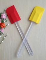 Free shipping 2PCS Silicone cake spatula cake tools mold DIY