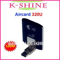 free shipping sierra wireless Aircard 320U Wireless USB 4G LTE Modem Broadband WCDMA Network Card WCDMA 850/900/2100 MHz