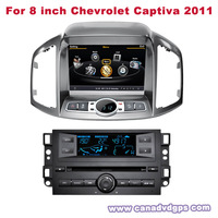"HD 8"" Captiva 2011 Internet Radio DVD DVR WIFI 3G CCD Camera SD Card for free Better Quality Better Service Free Shipping+Gifts"