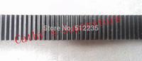 1.25mod 22*25*671 mm Gear rack Precision cnc rack (straight teeth) cnc router rack custom
