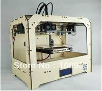 Desktop Replicator ABS / PLA extrusion machine,digital 3D printer
