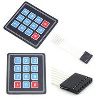 Perfect Property 4 x3 Matrix Array 12 Key Membrane Switch Keypad Keyboard