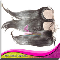DHL FREE SHIPPING  virgin malaysian hair silk base top closure  ,bleached knots 120% density can send out in 2days