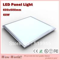 Hot selling Cool White/ warm white/ white led 600x600 flat panel led lighting 600*600mm, 60W, AC85~265V/DC12V/DC24V input