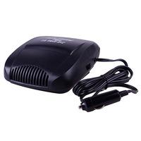 Portable 12V Car Vehicle Portable Ceramic Heater Heating Cooling Fan Defroster Demister #30456