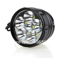 New Arrival 6U2 Bicycle Light | 6xCree XM-L U2 3-Mode 6000LM LED Bicycle Light +Free Shipping