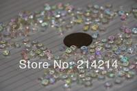 Free shipping 4.5mm chromatic AB COLOR Crystal Acrylic Diamond Confetti Wedding Party Decoration 10000pcs/lot