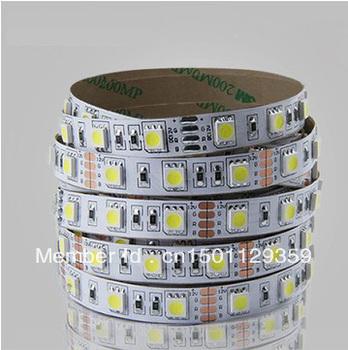 Wholesale 10m/lot IP65 12V RGB 30SMD 5050 Led Light Strip,Bar Decor 5050 High Lumen Stripes Led Light
