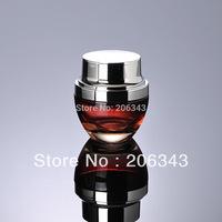 30G   glass  cream jar,cosmetic container,,cream jar,Cosmetic Jar,Cosmetic Packaging,glass bottle