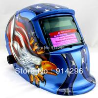 Solar batery  Auto Darkening protective Welding Helmet capacete gas mask mig tig weld