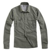 2013 professional outdoor sports jacket  Spring Summer Autumn climbing wear hiking ultraviolent-proof mens quick dry shirt