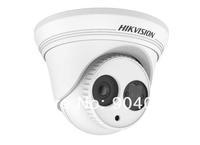 Hikvision dome camera DS-2CD3312D-I, HD IP Camera,1.3MP Mini dome IR Camera w/3D DNR & DWDR& BLC,Network IP camera,CCTV Camera