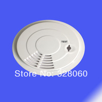 Best selling~Photoelectric 433MHz Wireless Smoke  sensor Detector for Fire  home security Alarm system