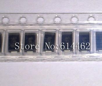 Free Shipping 100PCS NEW DIODE TVS 7.5V 400W UNI 5% SMA SMAJ7.5A