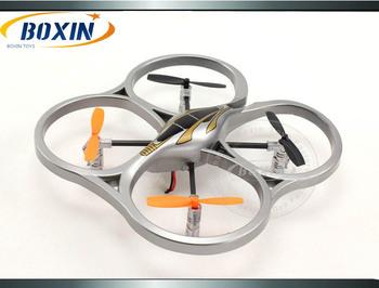 Mini parrot ar.drone 4-axis 3D 2.4GHz 4CH remote control rc quadcopter kit