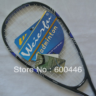 free shipping! top quality Squash rackets squash rackets 100% full carbon  aluminum alloy squash rackets tennis racket  ,1 pcs