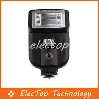 CY-20 Mini Universal Hot Shoe Flash Speedlite Sync Port For Nikon Canon Lumix 50pcs/lot Wholesale