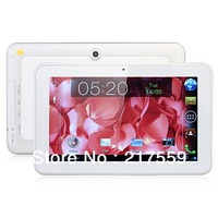 9 Inch Android Tablet MT6577 Dual-Core Built in GPS/BT/Dual Sim Card 512MB/4GB Free Shipping
