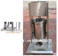 5 l stainless steel vertical sausage stuffer sausage machine