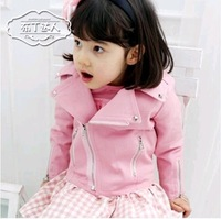 In 2013 the new to the children - PU jacket  boy.ZJ048