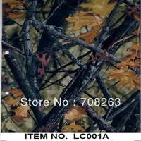 Item No. LC001A Water Transfer Printing Film of Camouflage Pattern