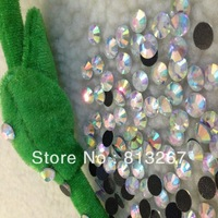 DMC SS6 2mm Hotfix Rhinestones Crystal AB Color