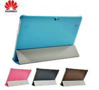 Ultra Slim Leather Case Stand Back Hard Cover For Huawei MediaPad 10 FHD / Link