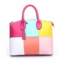 2014 New Hot  PromotionFashion OPPO Brand Women Handbag Cowhide PU Leather  Luxury Bag Woman Shoulder Retro Messenger Bag