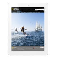 android Tablet PC Onda V973 quad core 9.7 inches A31 IPS retina screen Android 4.1 2GB RAM 16GB ROM 5.0MP 8.5mm slim white