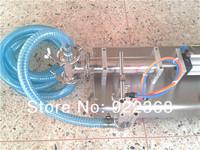 Free shipping,Single Nozzle Semi Automatic Liquid Filling Machine,piston filling machine,pump liquid filler,bottling machine