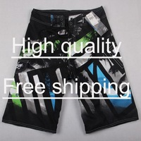 Free Shipping  (Wholesale)  Men's Surf Board Shorts Boardshorts Beach Swim Shorts FQ9132