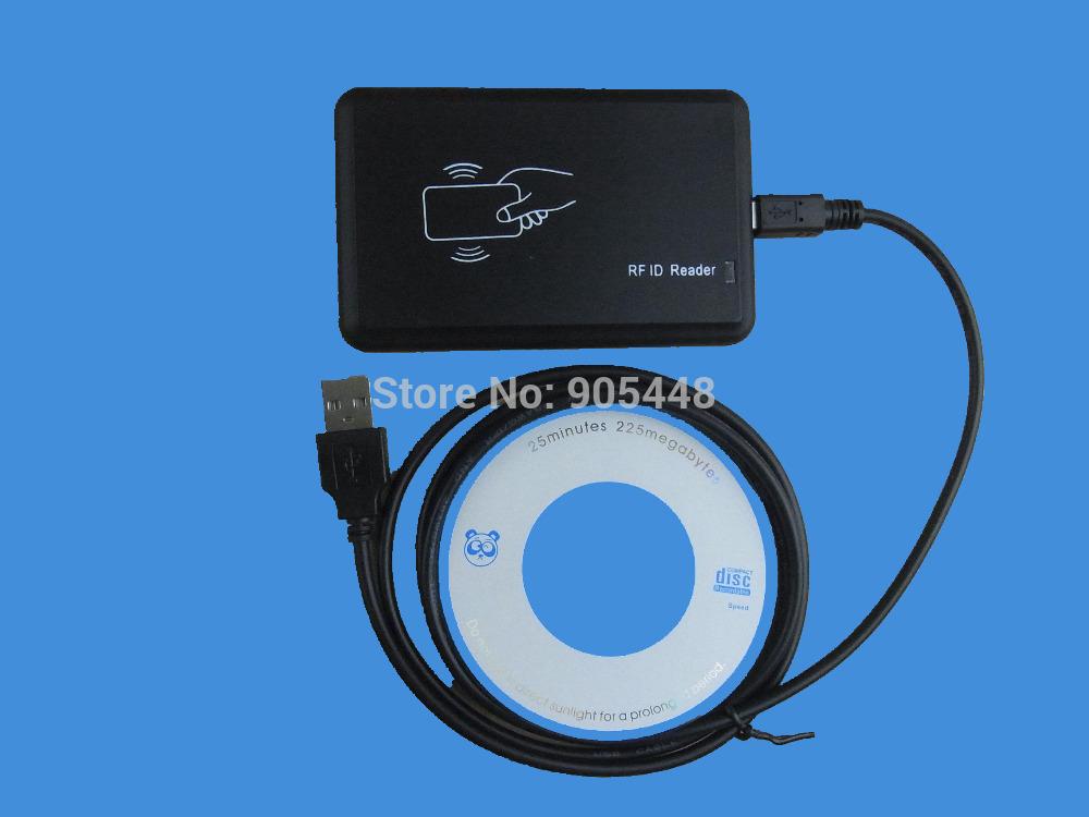 Устройство считывания карт OM 5pcs /usb 125 khz RFID & EM4305 T5577 & 5pcs reader writer acr122u a9 rfid usb nfc smart card reader writer 5pcs uid card m1 clone software