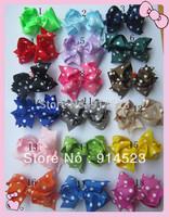 200pcs/lot artificial flowers,hair accessories baby girl,handmade