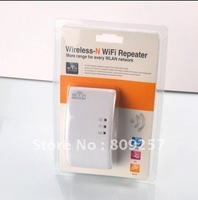Wireless Signal Range Booster Wireless repeater 2T2R-300Mbps WiFi Repeater 802.11N/B/G Network Expander /Extender