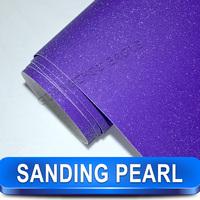 Changeable Vinyl Pearl Sticker Sanding Wrap Vinyl 1.52