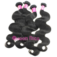 Rosa hair products Malaysian virgin hair body wave 3 or 4pcs lot 100% unprocessed human hair malaysian body wave