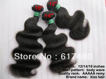 KISS HAIR, brizillian hair, 3 bundle body wave, body wave brazilian virgin hair, brazillian bodywave, wavy human hair weave