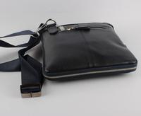 free shippingnew arrival hot sale fashion men bags, men genuine leather messenger bag,high quality man business bag MB65