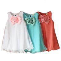 shij029 flower girl dresses new 2013 2014 christmas items baby girls vintage costumes party dresses  girls' dresses