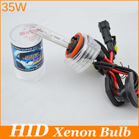 Freeshipping,12V  35W hid xenon bulb for car headlight H1 H3 H4-1 H7 H8 H9 H11 9005 9006 9007 880 H27,4300K, 5000K, 6000K, 8000K