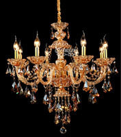 2014 Top Fasion New >7 Crystal Ccc Ce Chandelier Crystal Lustre Free Shipping Best Selling Simple Stained Chandelier Md8221a