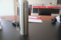 Free shipping 500ML stainless steel vacuum flask thermos  travel pot insulation water bottle cup