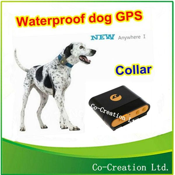 Preço de fábrica ----- Dog GPS Chip Tracking / GPS Tracking Micro Deviceso no Google maps ligação no telefone GSM GPRS sistema de rastreamento(China (Mainland))
